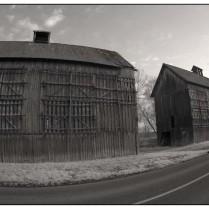 Schwarze Holzspeicher II