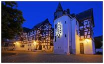 Bad Camberg bei Nacht