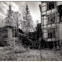 Verfallene Lungenheilanstalt I, Sülzenhayn