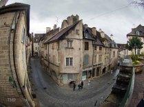 In Dole, Burgund