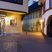 53 Erfurth bei Nacht