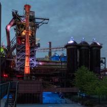 9 Meidericher Stahlhütte Duisburg